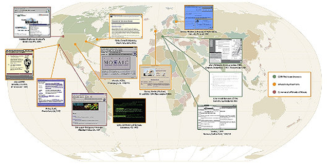 Before Netscape: the forgotten Web browsers of the early 1990s
