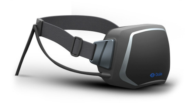 Oculus Rift: VR gaming headset takes to Kickstarter
