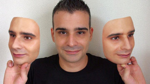 """Japanese company """"REAL-f"""" makes really f-ing accurate 3-D copies of your face"""